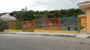 CERRAMIENTO CENTRO CULTURAL