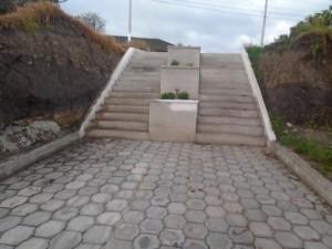 ESCALINATA BARRIO CENTRO